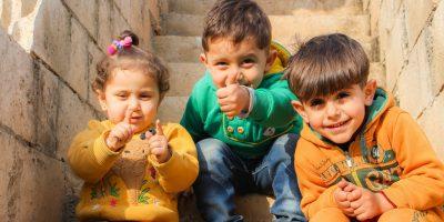 পাঁচ বছরের কম বয়সী বাচ্চাদের নিরাপত্তা